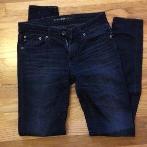 Big Star Alex Mid Rise Skinny Jeans